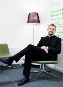 Anders Blauenfeldt, SVP Innovation and IT, YouSee for The Euro50