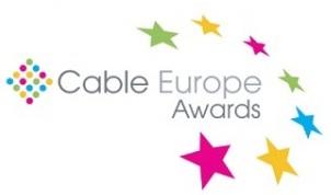 Cable Europe Awards 2013 logo